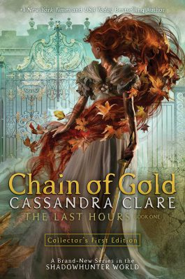 Chain of Gold by Cassandra Clare